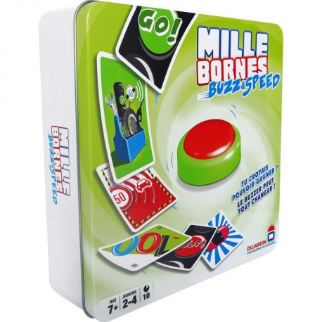 MILLE BORNES Buzz & Speed