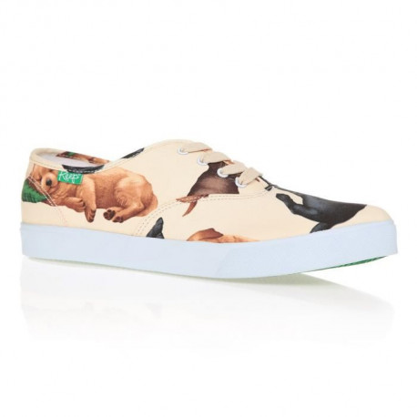 KEEP Baskets Homer Puppy - Femme - Beige