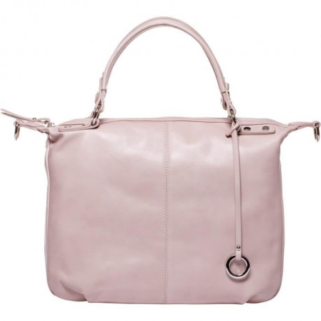 MAIA PARIS - STELLA Sac a main rose poudré