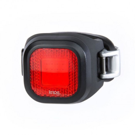 KNOG Lampe arriere Blinder Mini Chippy - Noir