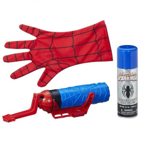 SPIDERMAN - Super Gant Lanceur de Toile Electronique