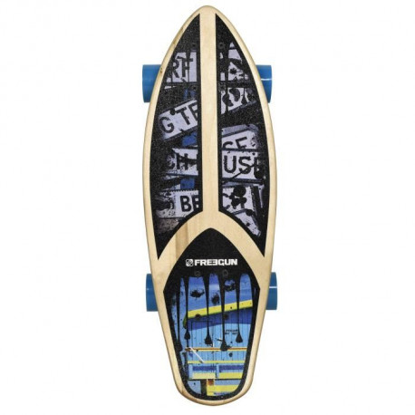 FREEGUN Skateboard Fat Cruiser 23''