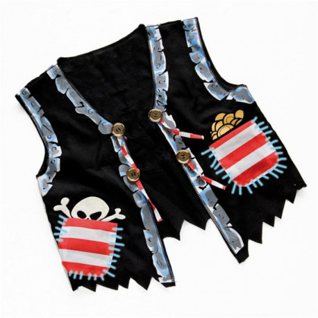 LIONTOUCH Gilet de Pirate