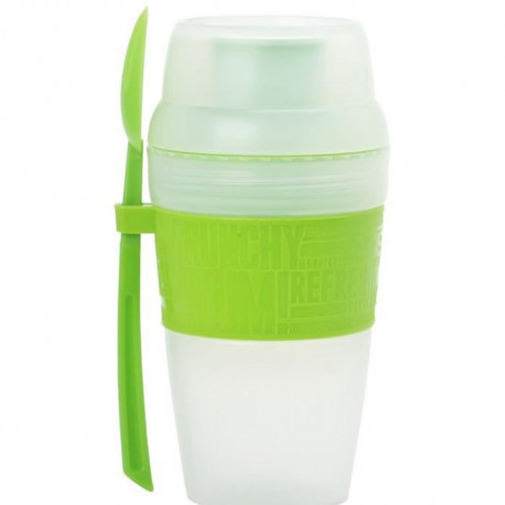 Salade shaker 56 cm Dining at work - Blanc - Plastique