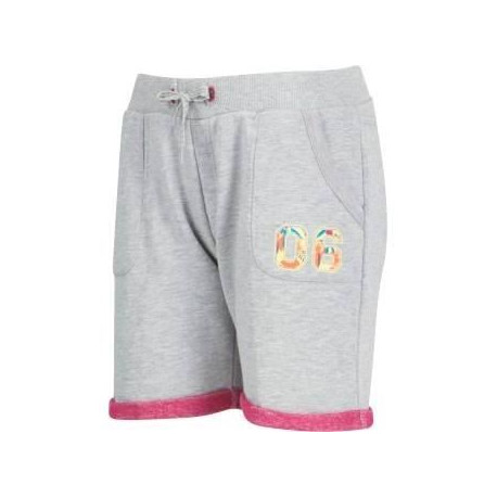 UP2GLIDE Short Coraline fille - Gris
