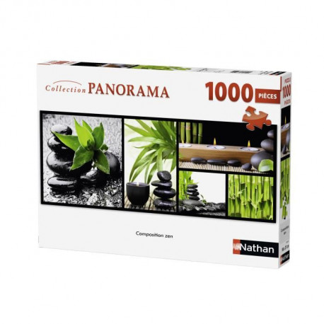 Puzzle 1000 pcs Composition Zen Panorama