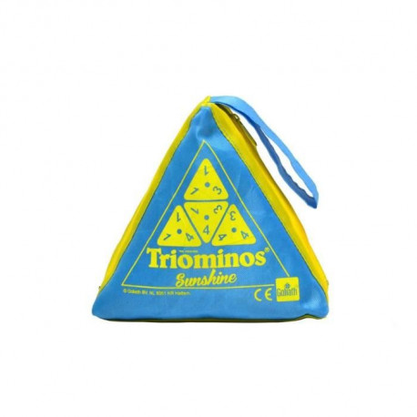GOLIATH Triominos Sunshine - Bleu