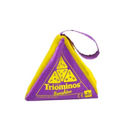 GOLIATH Triominos Sunshine - Violet