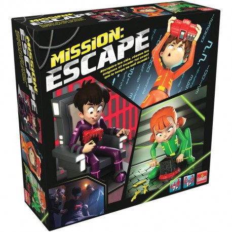 GOLIATH Mission Escape