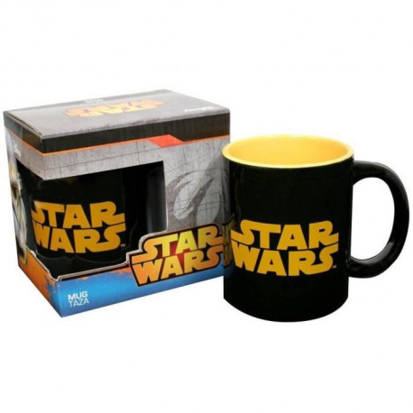 STAR WARS Mug Céramique Logo SW Orange