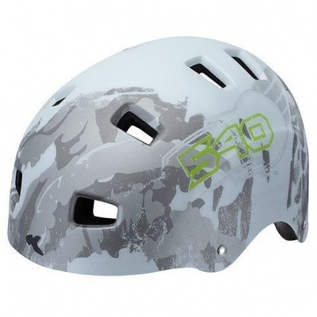 KED Casque 5Forty - Blanc Mat
