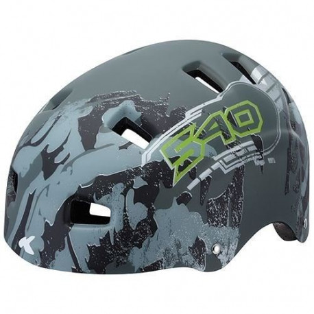KED Casque 5Forty - Gris Mat