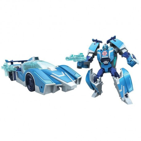 TRANSFORMERS Robots in Disguise - BLURR - Combiner Force - Figurine 13cm