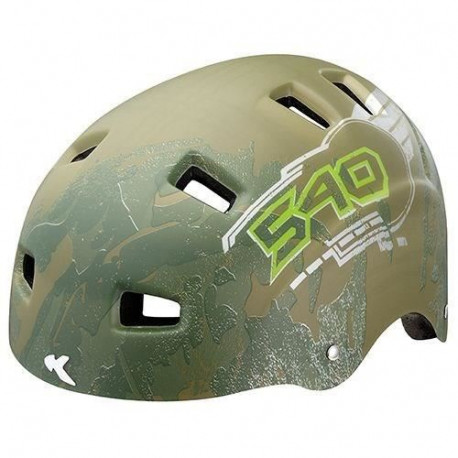 KED Casque 5Forty - Olive Mat