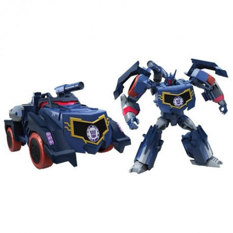 TRANSFORMERS Robots in Disguise - SOUNDWAVE - Combiner Force - Figurine 13cm