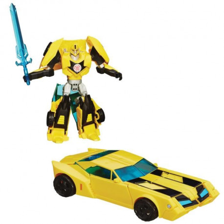 TRANSFORMERS Robots in Disguise - BUMBLEBEE - Figurine 13cm