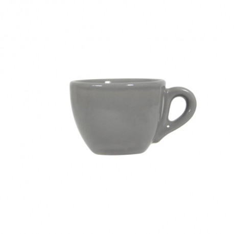 NOVASTYL Ibiza 8011759 Lot 6 Tasses 8cl Espresso - Gris - Faience