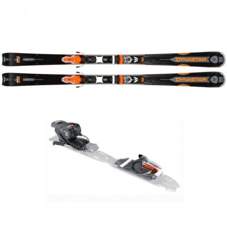 DYNASTAR Skis Speed Zone 7 + Fixations Xpress 11