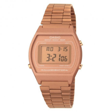 CASIO Montre Quartz B640WC5AEF Mixte