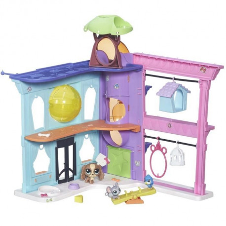 LITTLEST PETSHOP - Le magasin