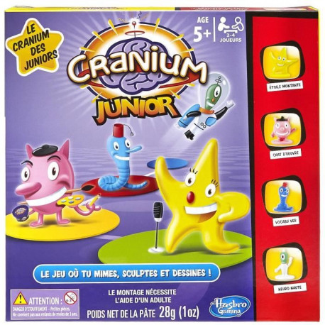 HASBRO GAMING - Cranium Junior