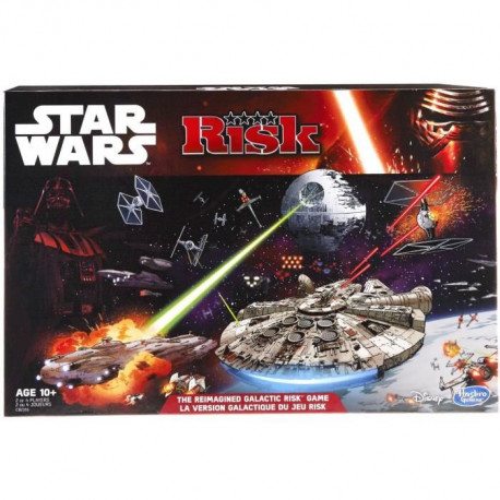 HASBRO GAMING - Risk STAR WARS VII