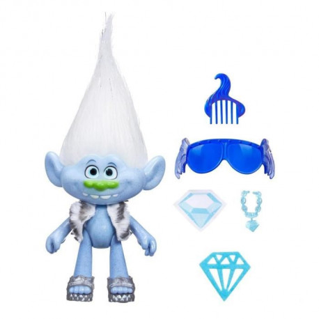 TROLLS - Figurine Guy Diamond 22 Cm