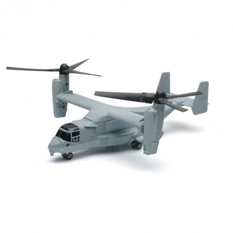 NEWRAY - 26113 - Helicoptere BoeING V-22 - Miniature - Die Cast - 1/72° - 31 cm