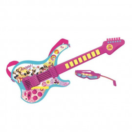 SOY LUNA Guitare électronique - 4 mélodies - 8 notes