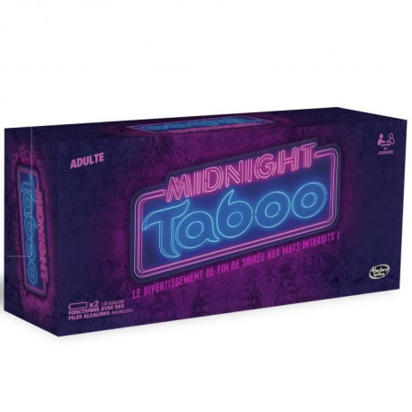 HASBRO GAMING - Midnight Taboo
