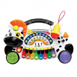 VTECH BABY - Jungle Rock - Piano Zebre - Jouet Musical Enfant