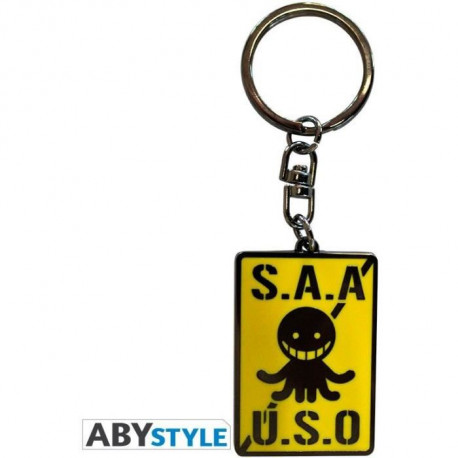 Porte-clés Assassination Classroom : S.A.A.U.S.O