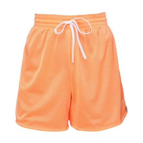 NIKE Short New Field - Ceinture élastique - Femme - Orange