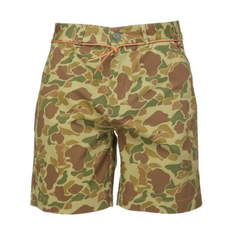 PENFIELD Short Southport - Homme - Motif camouflage