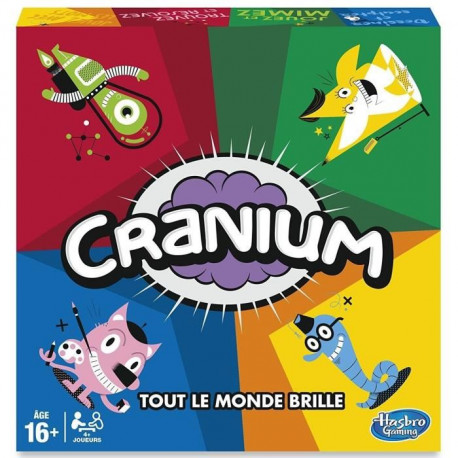 HASBRO GAMING - Cranium - Edition 2017