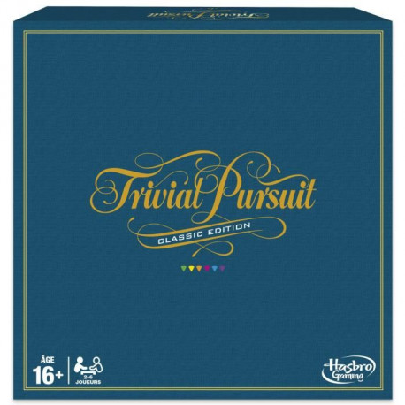 HASBRO GAMING - Trivial Pursuit Classic - Edition 2017