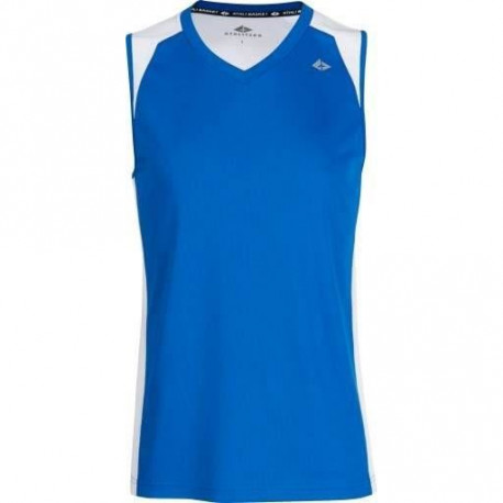 ATHLI-TECH Maillot Basket-Ball Bastian - Homme - Bleu