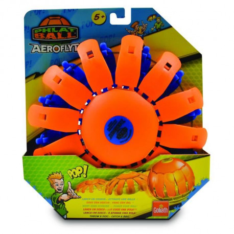GOLIATH Phlat Ball AEROFLYT Orange