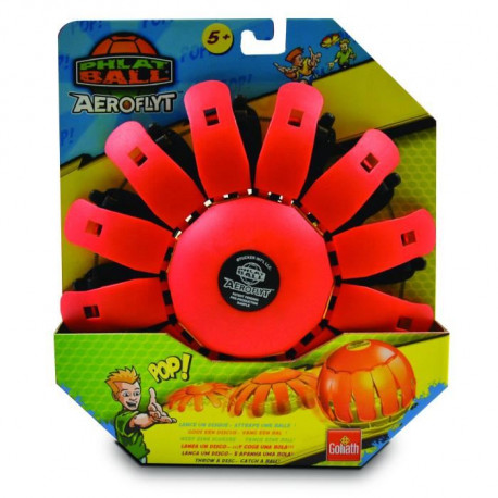 GOLIATH Phlat Ball AEROFLYT Rouge