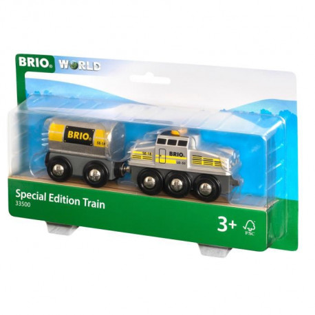 BRIO World  - 33500 - Train Edition Speciale 2018
