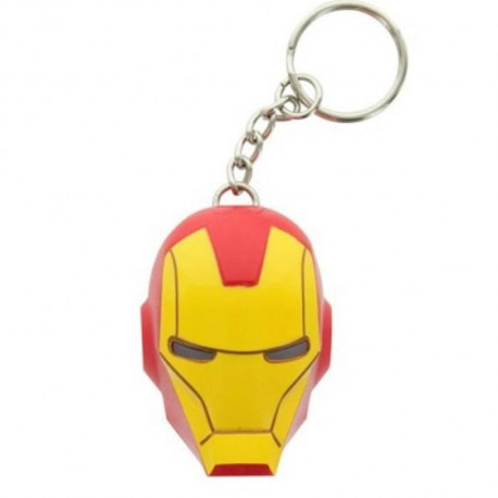 Porte-clés torche LED Marvel: Iron Man