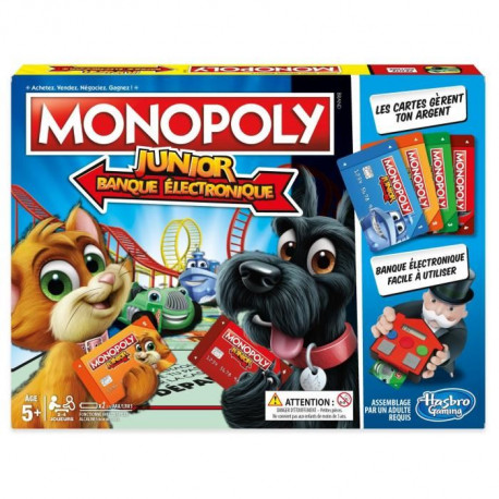 MONOPOLY - Junior Electronique