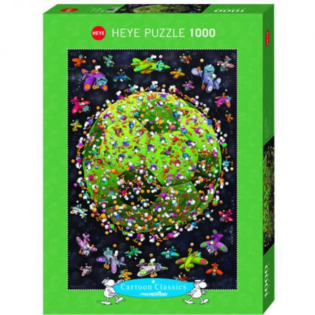 MERCIER Puzzle 1000 pieces Football - 50 x 70 cm