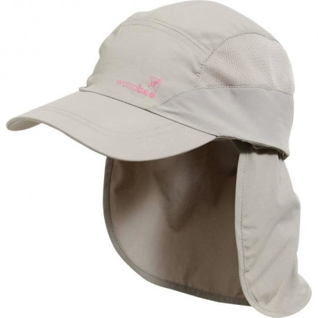 WANABEE Casquette Charpal - Taupe