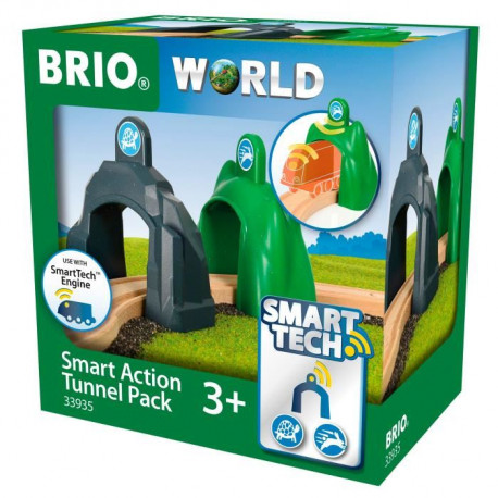 BRIO World  - Smart Tech - 33935 - Lot De 2 Portiques Intelligents