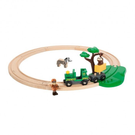 BRIO World  - 33720 - Circuit Safari