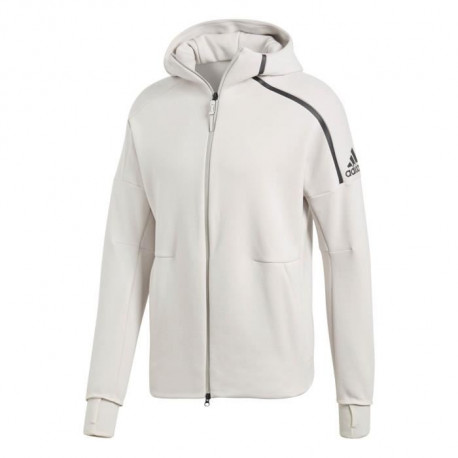 ADIDAS Sweat Zne hoody 2 - Homme - Gris