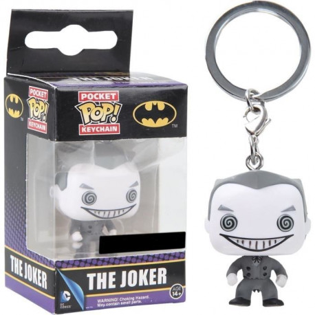 Porte-clé Funko Pocket Pop! Batman : The Joker