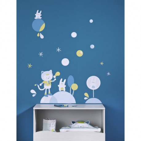 SAUTHON BABY DECO Stickers muraux