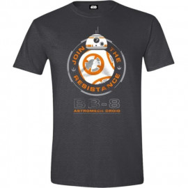 T-shirt Bb8 Droid
